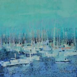 « Port de Plaisance de Loctudy - 30x40 cm »
