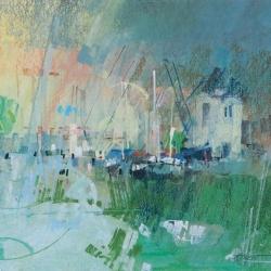 « Port de la Rochelle » - 50 x 65 cm - 2013