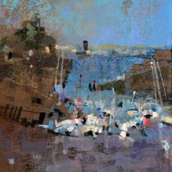 « Port de Loguivy de la mer - 32 x 24 cm »
