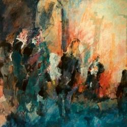 « Ensemble Déchant » - 80 x 60 cm