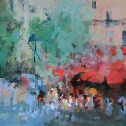 « Boulevard Haussmann »