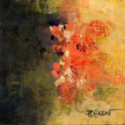 « Fleurs » - 12 x 12 cm