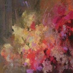 « Fleurs » - 30 x 40 cm