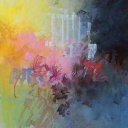 « Jardin » - 120 x 80 cm - 2013