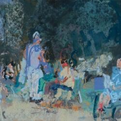 « Nîmes » - 16 x 24 cm - 1997