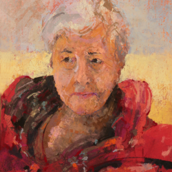 « Portrait de Dominique CANTAGREL - 40x30cm »