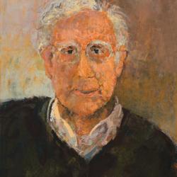 « Portrait de Gilles CANTAGREL 40 x 30 - 40x30cm »